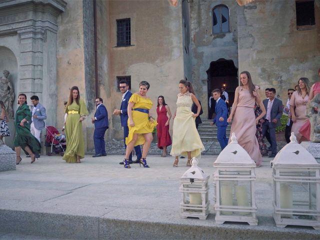 Il matrimonio di Alberto e Manuela a Vanzago, Milano 56
