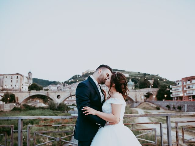 Il matrimonio di Federico e Alessia a Cosenza, Cosenza 38
