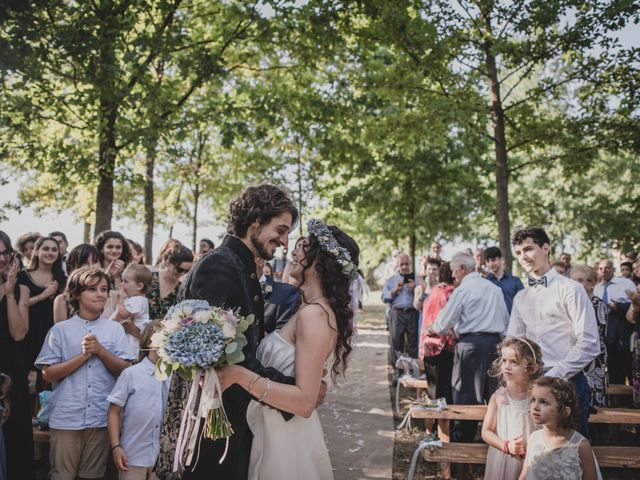 Il matrimonio di Simone e Loredana a Villafranca d'Asti, Asti 36