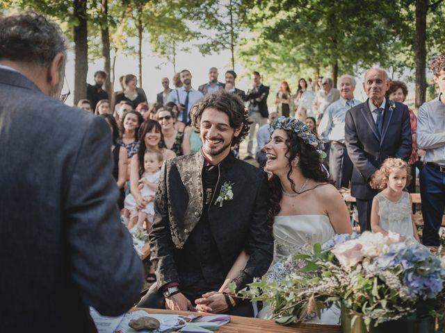 Il matrimonio di Simone e Loredana a Villafranca d'Asti, Asti 41