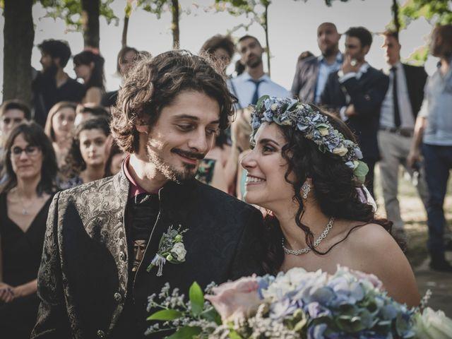 Il matrimonio di Simone e Loredana a Villafranca d'Asti, Asti 43