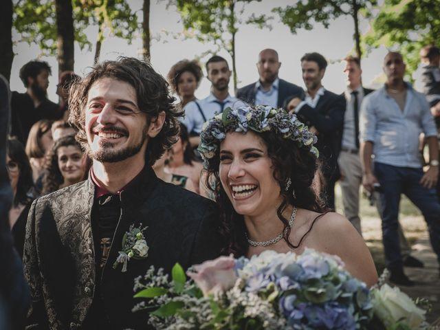 Il matrimonio di Simone e Loredana a Villafranca d'Asti, Asti 44
