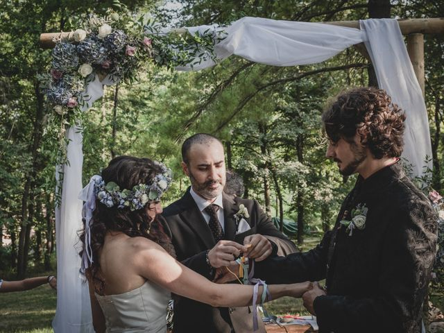 Il matrimonio di Simone e Loredana a Villafranca d'Asti, Asti 47