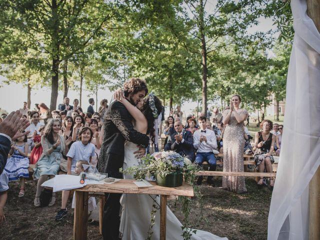 Il matrimonio di Simone e Loredana a Villafranca d'Asti, Asti 52
