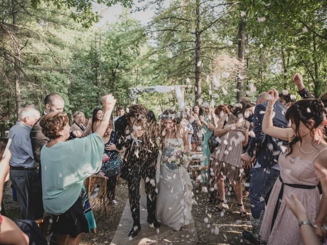 Il matrimonio di Simone e Loredana a Villafranca d'Asti, Asti 63