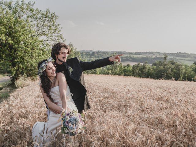 Il matrimonio di Simone e Loredana a Villafranca d'Asti, Asti 75