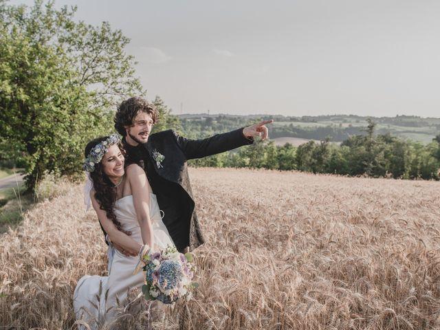 Il matrimonio di Simone e Loredana a Villafranca d'Asti, Asti 76