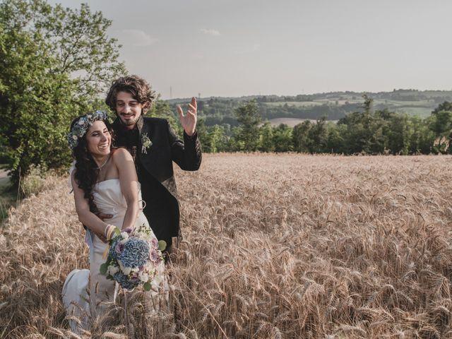 Il matrimonio di Simone e Loredana a Villafranca d'Asti, Asti 77