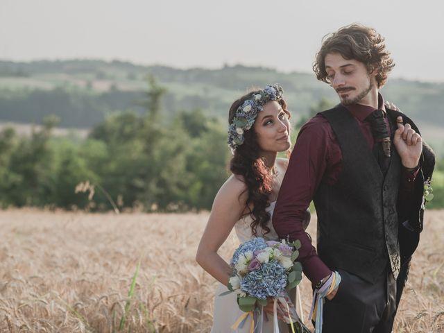 Il matrimonio di Simone e Loredana a Villafranca d'Asti, Asti 82