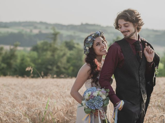 Il matrimonio di Simone e Loredana a Villafranca d'Asti, Asti 83