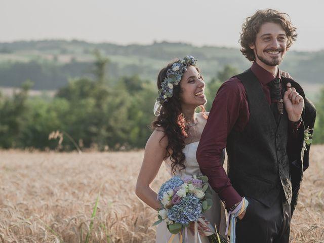 Il matrimonio di Simone e Loredana a Villafranca d'Asti, Asti 86