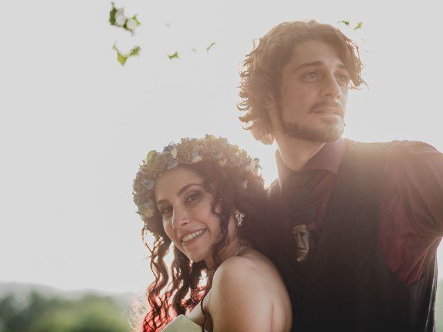 Le nozze di Loredana e Simone