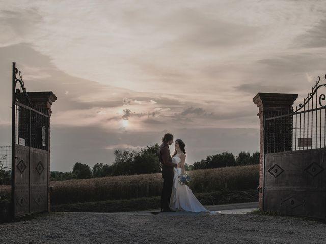 Il matrimonio di Simone e Loredana a Villafranca d'Asti, Asti 92