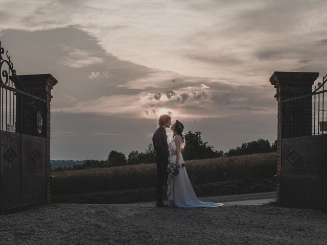 Il matrimonio di Simone e Loredana a Villafranca d'Asti, Asti 93