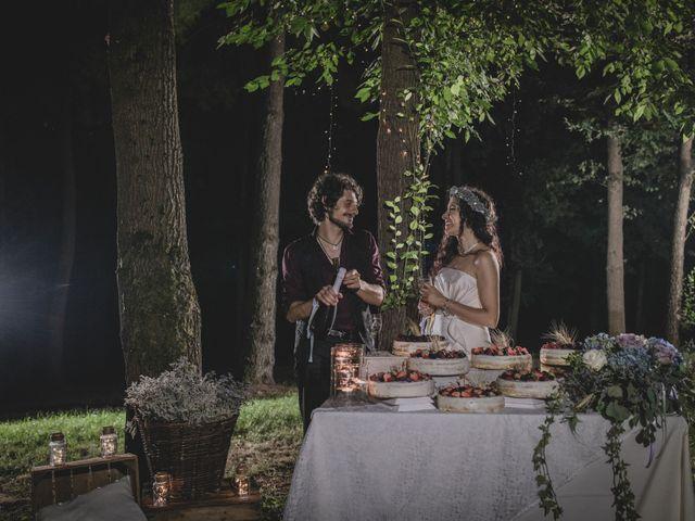 Il matrimonio di Simone e Loredana a Villafranca d'Asti, Asti 107