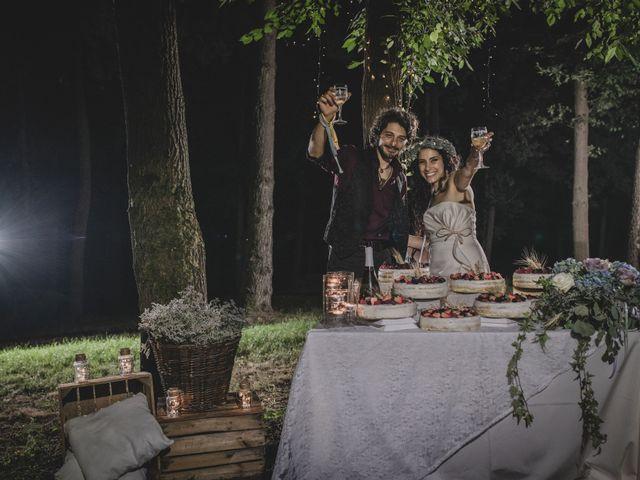 Il matrimonio di Simone e Loredana a Villafranca d'Asti, Asti 109