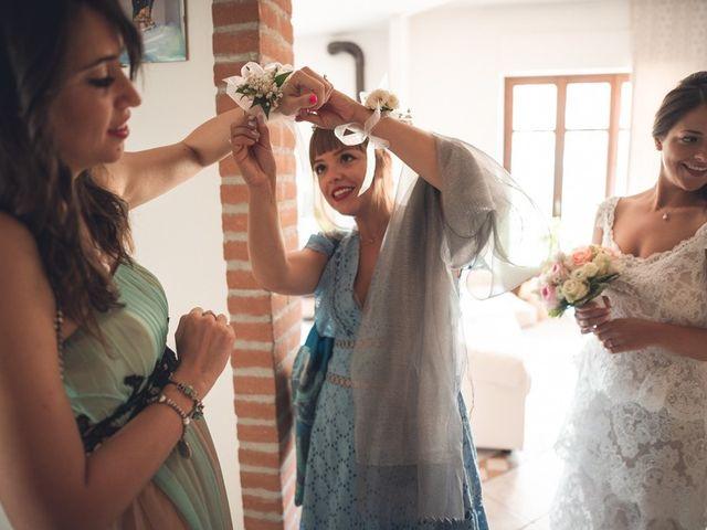 Il matrimonio di Giuseppe e Cristina a Montelupo Albese, Cuneo 42