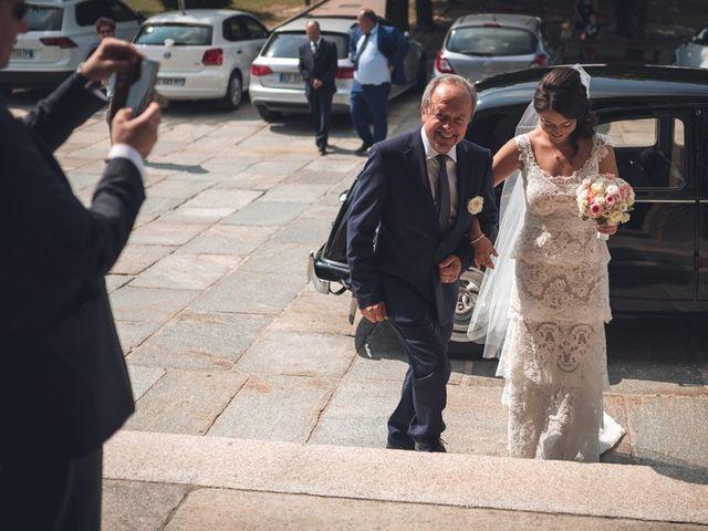 Il matrimonio di Giuseppe e Cristina a Montelupo Albese, Cuneo 47