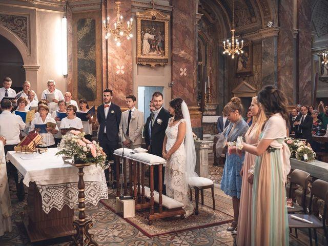 Il matrimonio di Giuseppe e Cristina a Montelupo Albese, Cuneo 51