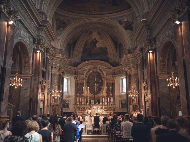Il matrimonio di Giuseppe e Cristina a Montelupo Albese, Cuneo 55