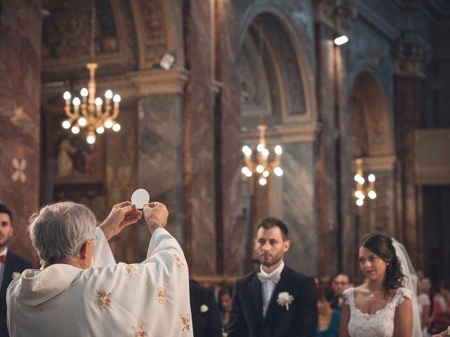 Il matrimonio di Giuseppe e Cristina a Montelupo Albese, Cuneo 56