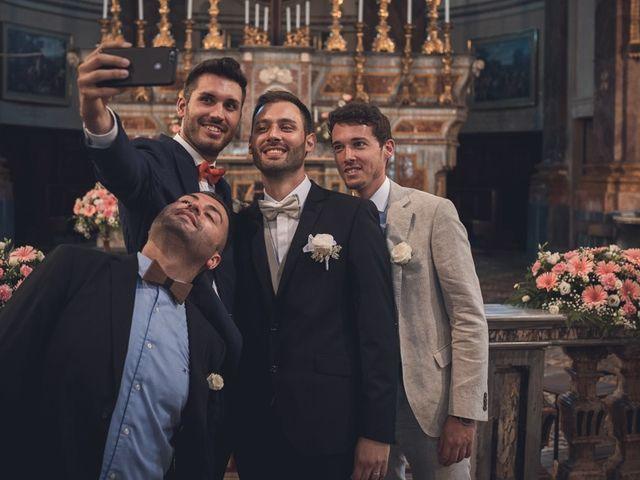 Il matrimonio di Giuseppe e Cristina a Montelupo Albese, Cuneo 62