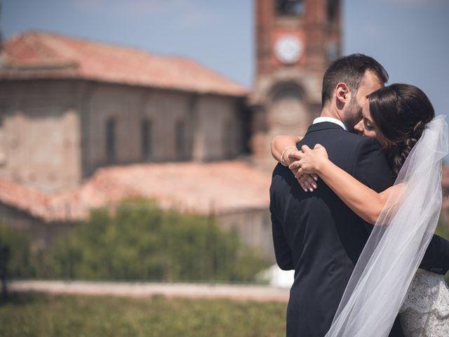 Il matrimonio di Giuseppe e Cristina a Montelupo Albese, Cuneo 75