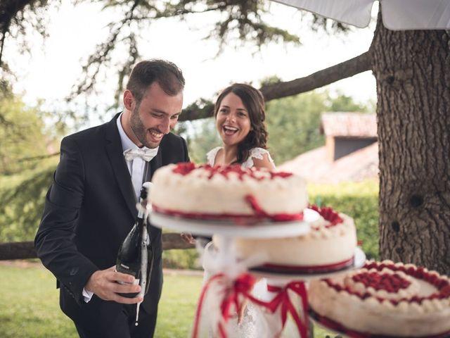 Il matrimonio di Giuseppe e Cristina a Montelupo Albese, Cuneo 91