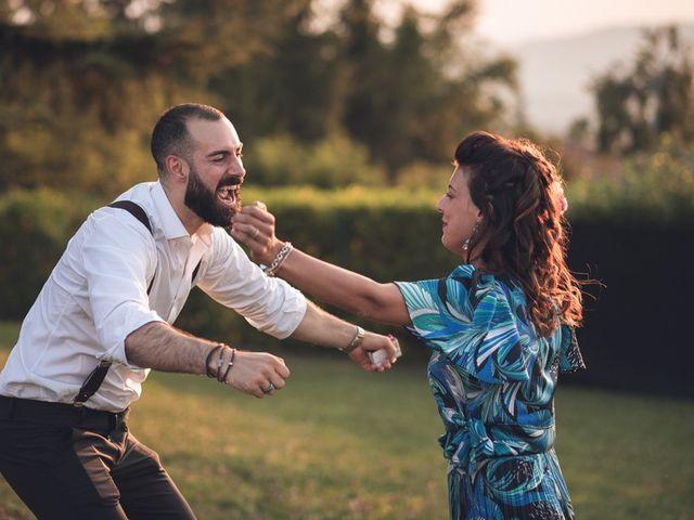 Il matrimonio di Giuseppe e Cristina a Montelupo Albese, Cuneo 101