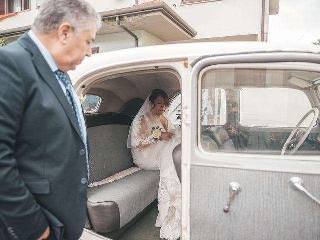 Il matrimonio di Dario e Nadia a Viareggio, Lucca 21