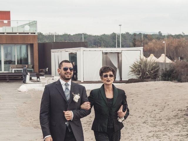 Il matrimonio di Dario e Nadia a Viareggio, Lucca 25