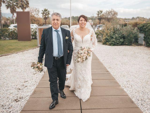 Il matrimonio di Dario e Nadia a Viareggio, Lucca 32