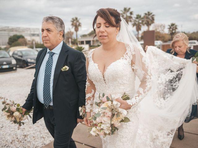 Il matrimonio di Dario e Nadia a Viareggio, Lucca 33