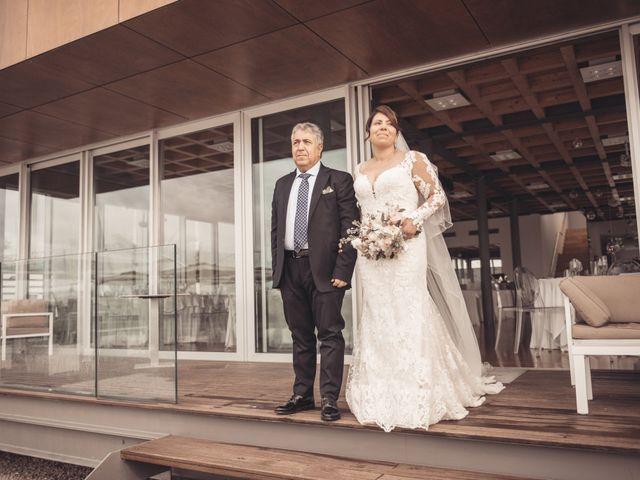 Il matrimonio di Dario e Nadia a Viareggio, Lucca 35