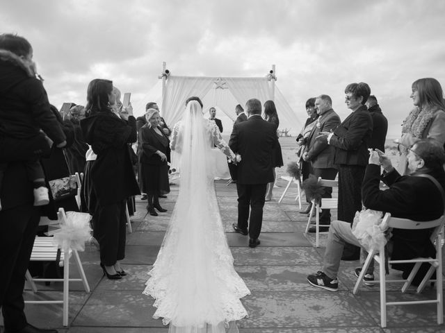 Il matrimonio di Dario e Nadia a Viareggio, Lucca 41