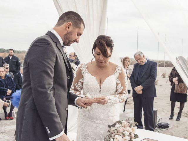 Il matrimonio di Dario e Nadia a Viareggio, Lucca 49