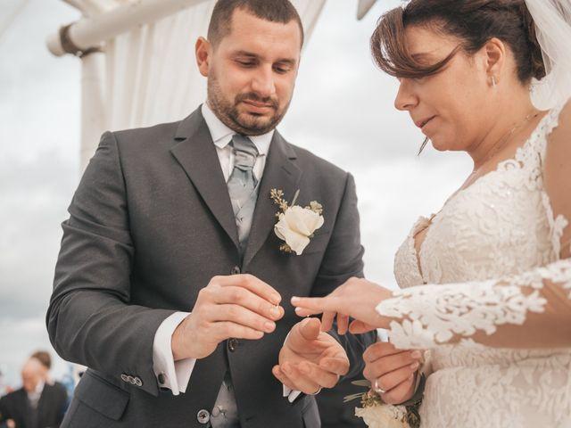 Il matrimonio di Dario e Nadia a Viareggio, Lucca 52