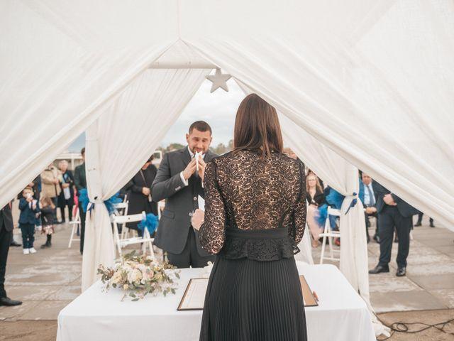 Il matrimonio di Dario e Nadia a Viareggio, Lucca 54