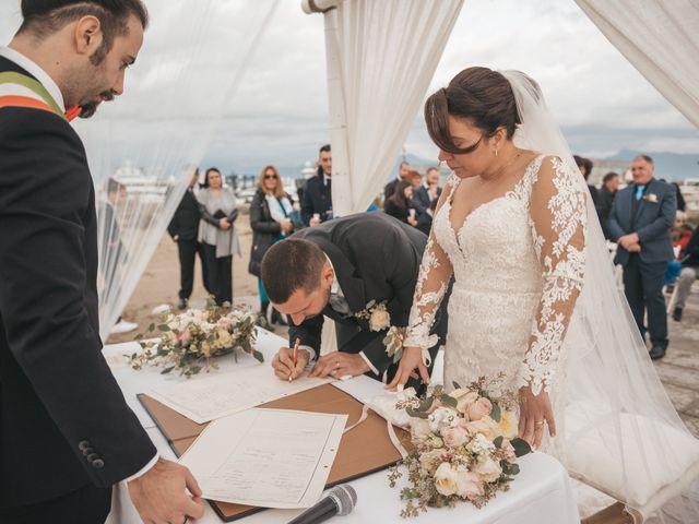 Il matrimonio di Dario e Nadia a Viareggio, Lucca 55