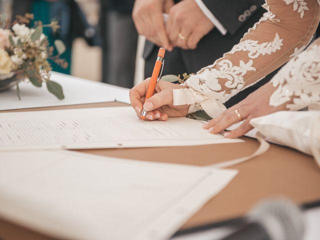 Il matrimonio di Dario e Nadia a Viareggio, Lucca 56
