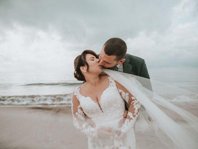 Le nozze di Nadia e Dario