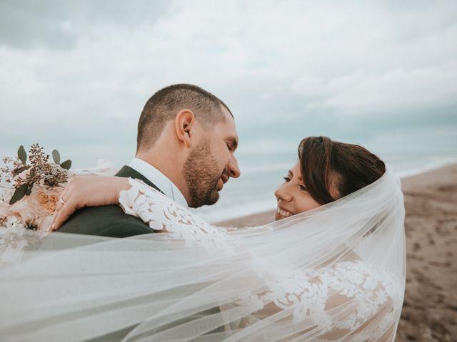 Il matrimonio di Dario e Nadia a Viareggio, Lucca 1