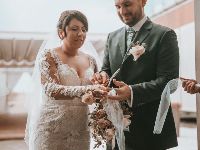 Il matrimonio di Dario e Nadia a Viareggio, Lucca 75