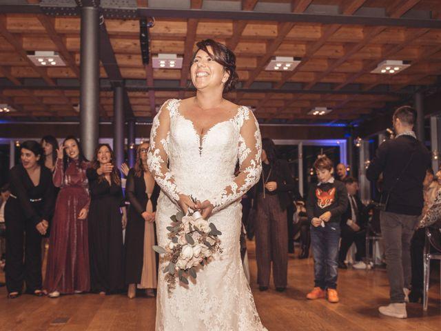 Il matrimonio di Dario e Nadia a Viareggio, Lucca 85