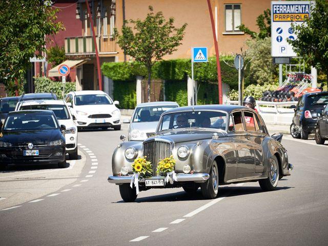 Il matrimonio di Edoardo e Alice a Cadoneghe, Padova 20