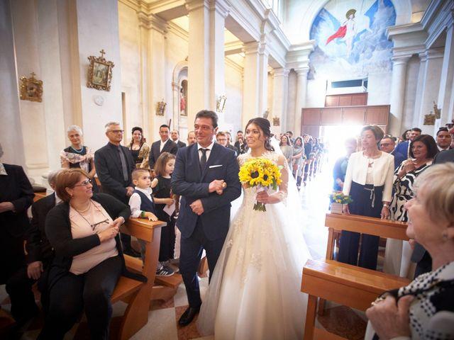 Il matrimonio di Edoardo e Alice a Cadoneghe, Padova 23