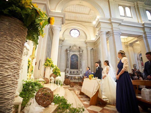 Il matrimonio di Edoardo e Alice a Cadoneghe, Padova 25