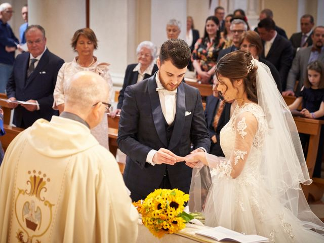Il matrimonio di Edoardo e Alice a Cadoneghe, Padova 29