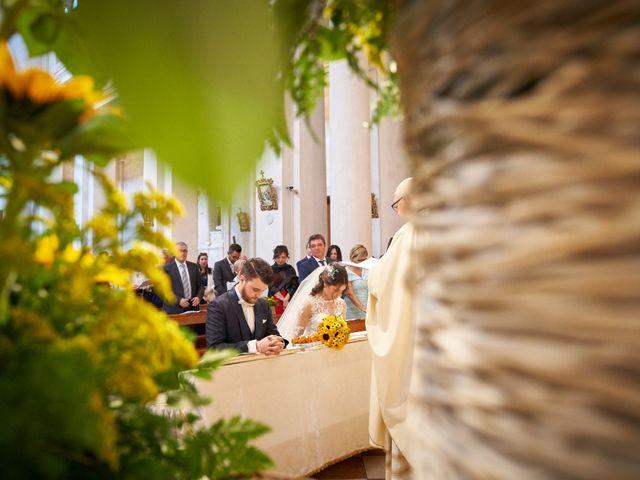 Il matrimonio di Edoardo e Alice a Cadoneghe, Padova 31