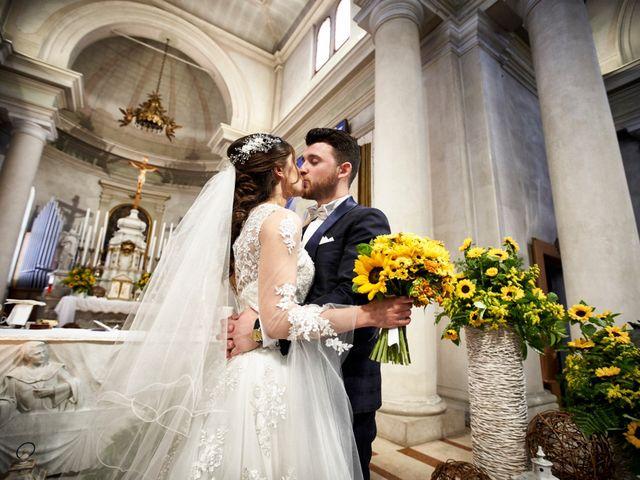 Il matrimonio di Edoardo e Alice a Cadoneghe, Padova 32